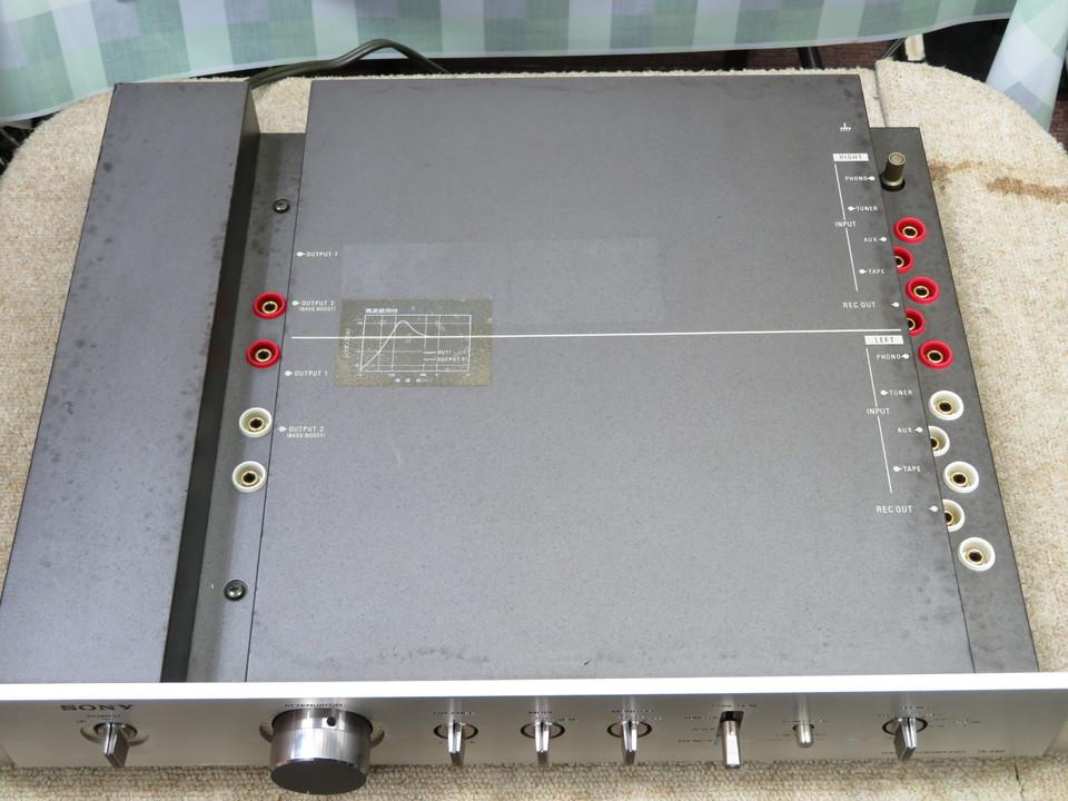 TA-E86 SONY 画像