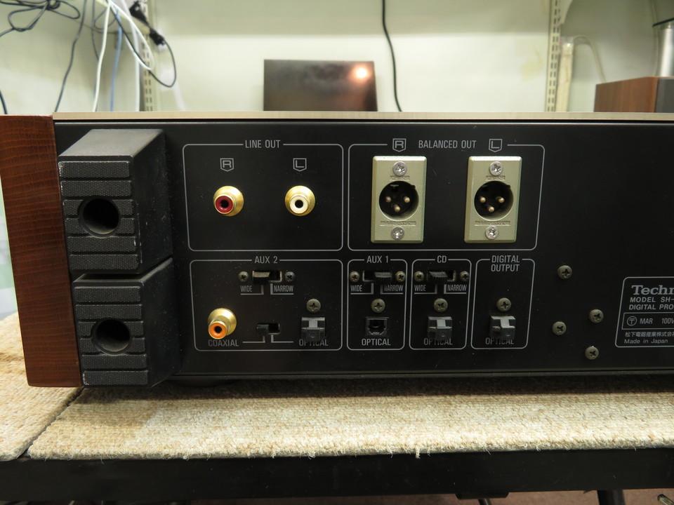 SH-X1000 Technics 画像