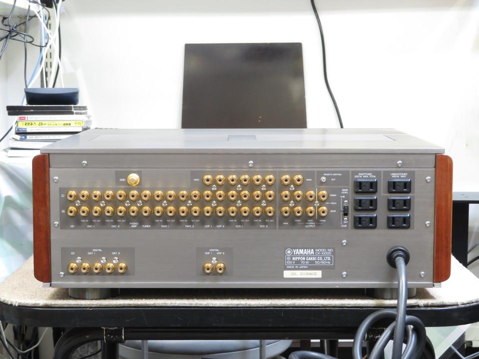 CX-10000 YAMAHA 画像