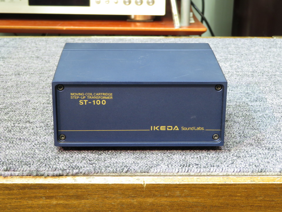 ST-100 TYPE10 IKEDA 画像