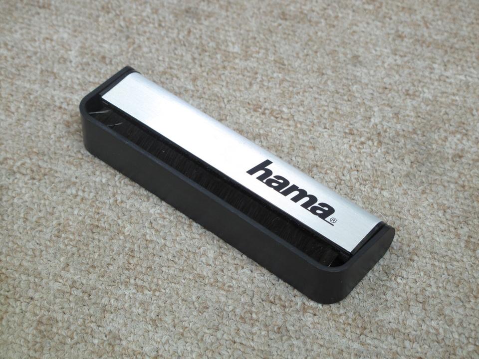 Carbon Fibre Brush Hama 画像