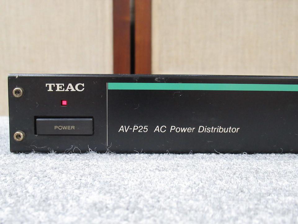AV-P25 TEAC 画像