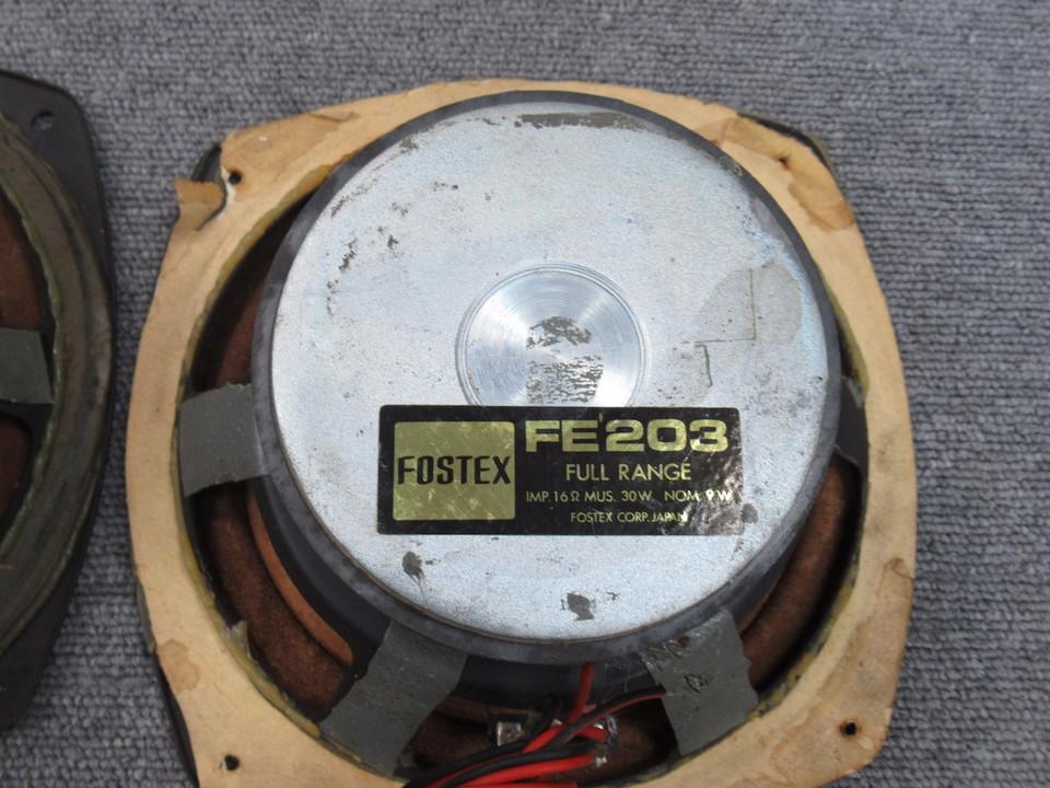 FE203 FOSTEX 画像
