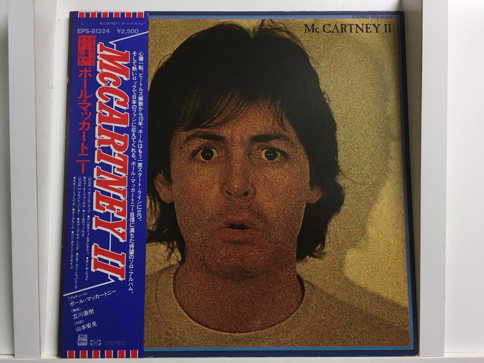 ポール・マッカートニー5枚セット ポール・マッカートニー 画像