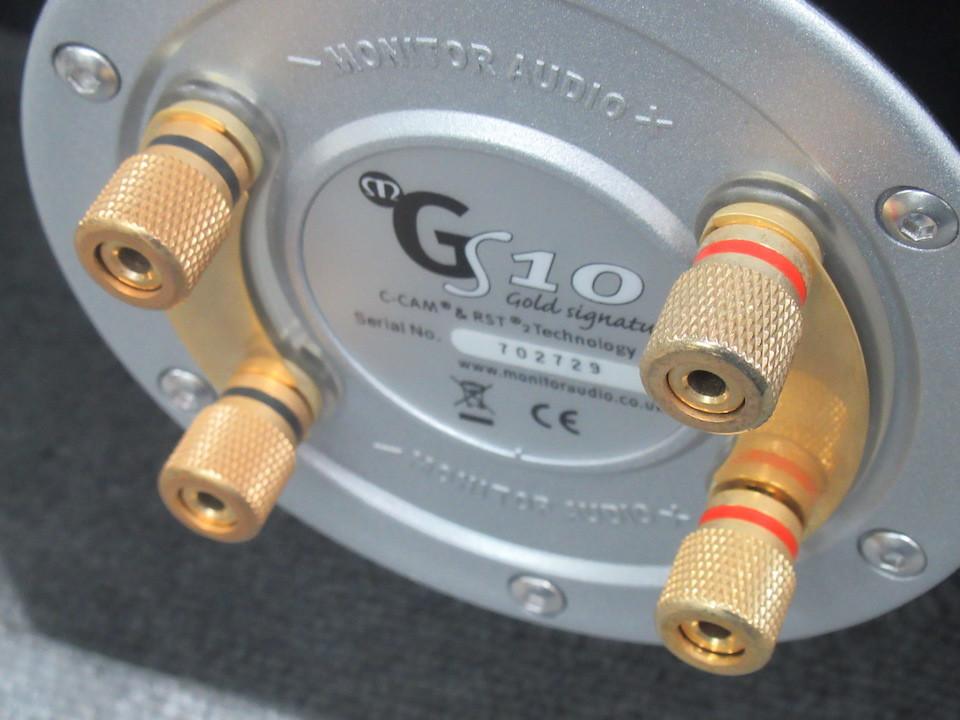 GS10 MONITOR AUDIO 画像