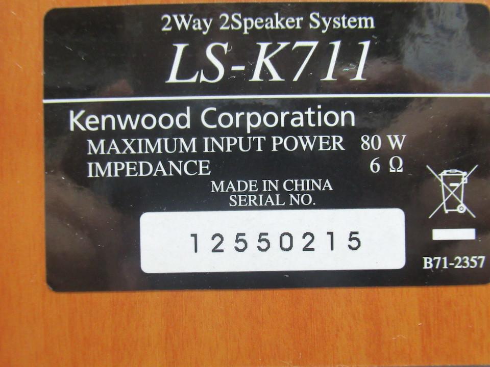 LS-K711 KENWOOD 画像