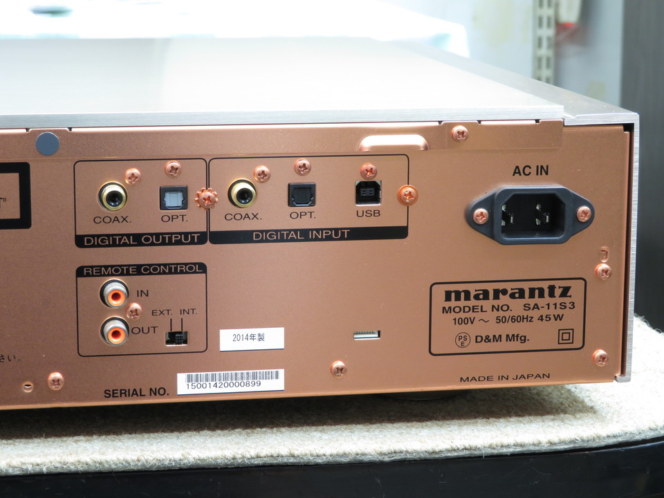 SA-11S3 marantz 画像