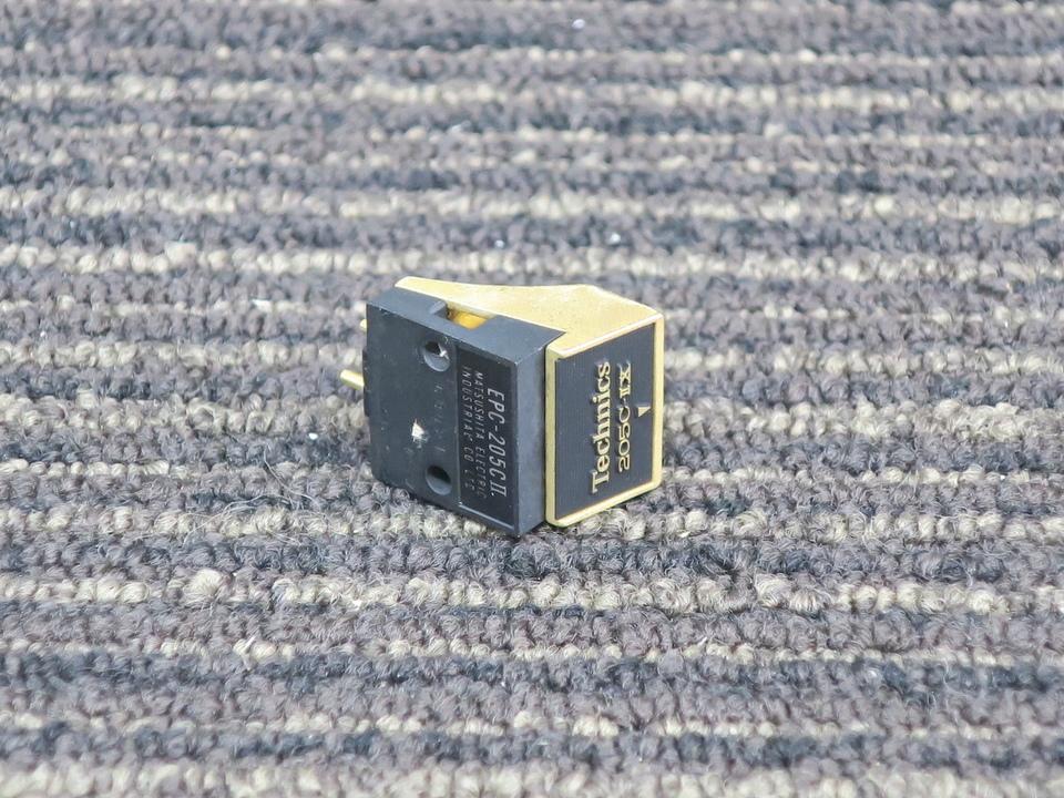 EPC-205C-2X Technics 画像