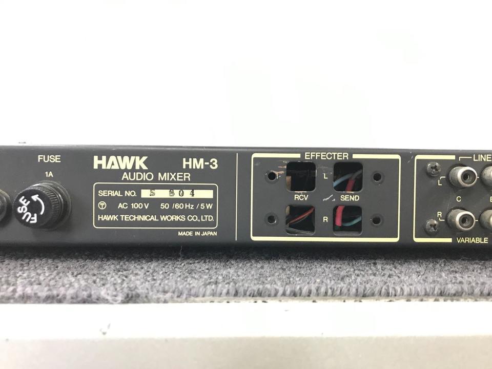 HM-3 HAWK 画像