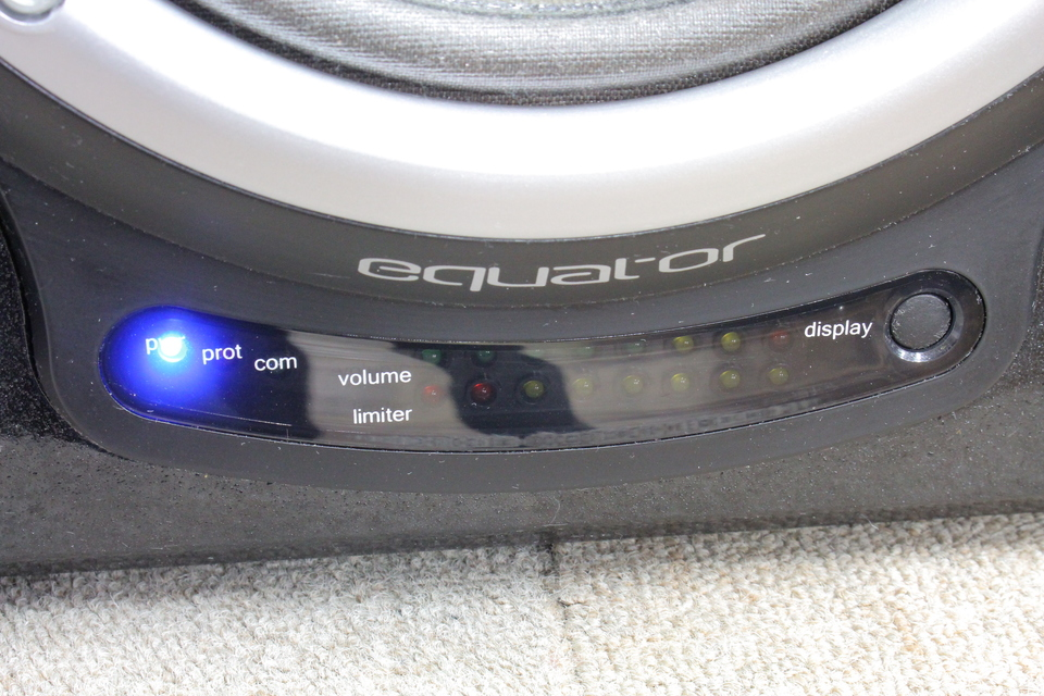 Q8 EQUATOR AUDIO RESEARCH 画像
