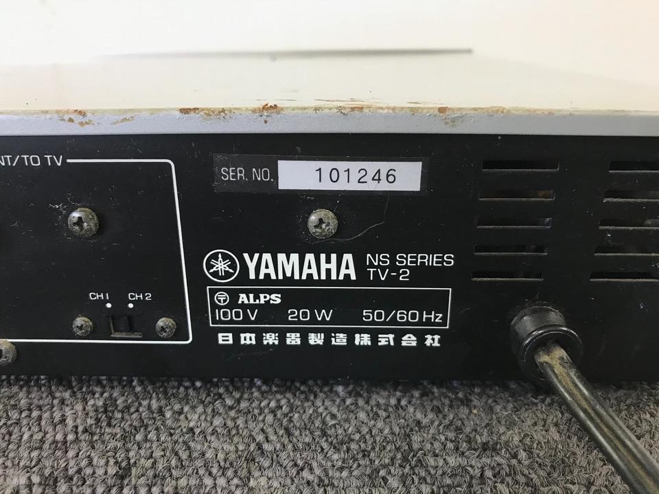 TV-2 YAMAHA 画像