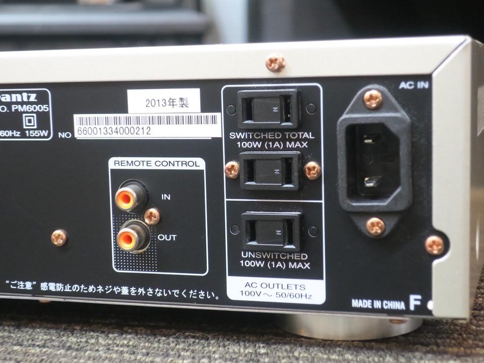 PM6005 marantz 画像