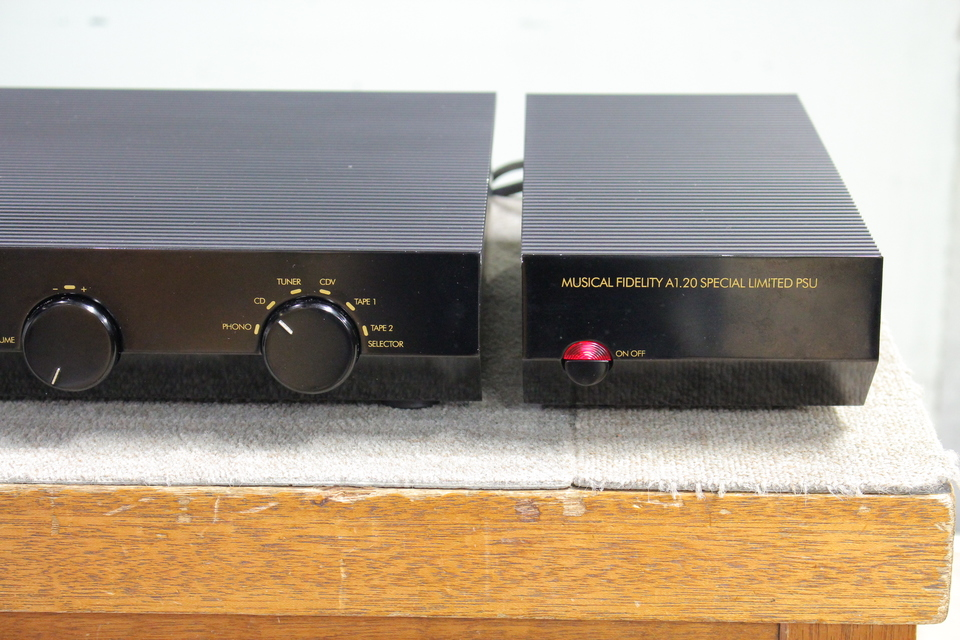 A1.20 SPECIAL LIMITED MUSICAL FIDELITY 画像