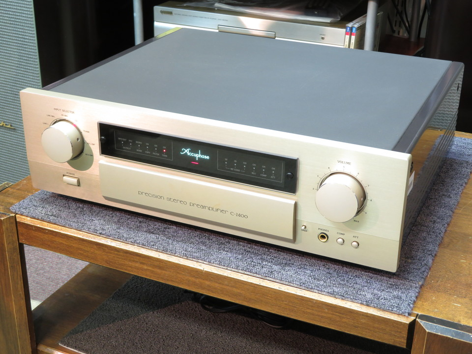 C-2400 Accuphase 画像