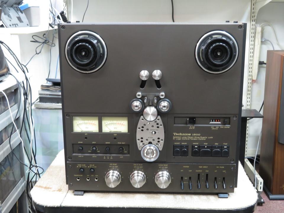 RS-1500U Technics 画像