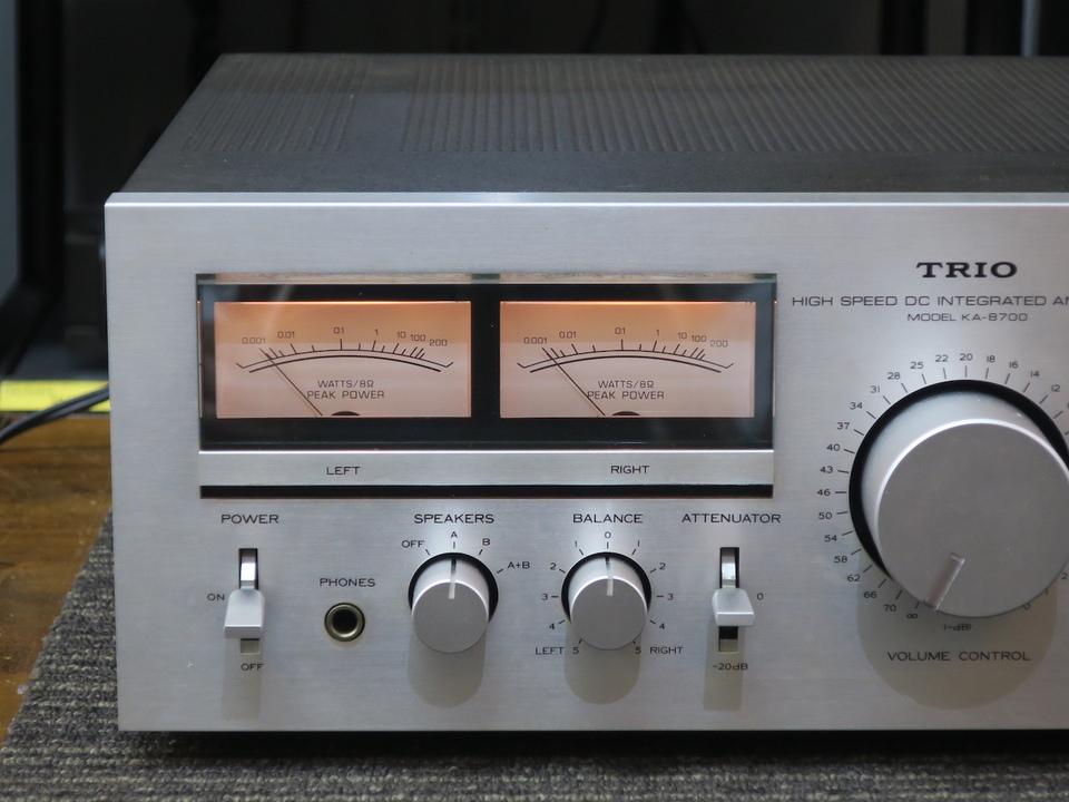 KA-8700 TRIO 画像