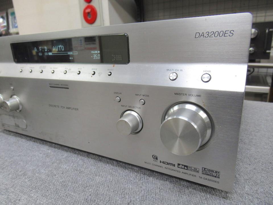 TA-DA3200ES SONY 画像