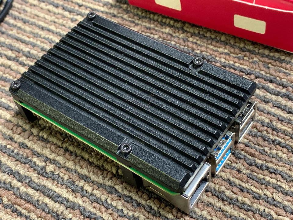Raspberry Pi 4B Raspberry Pi 画像