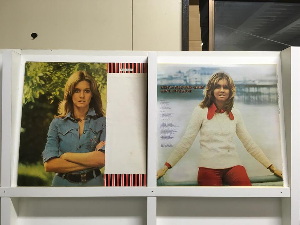 オリビア・ニュートン=ジョン5枚セット オリビア・ニュートン=ジョン 画像