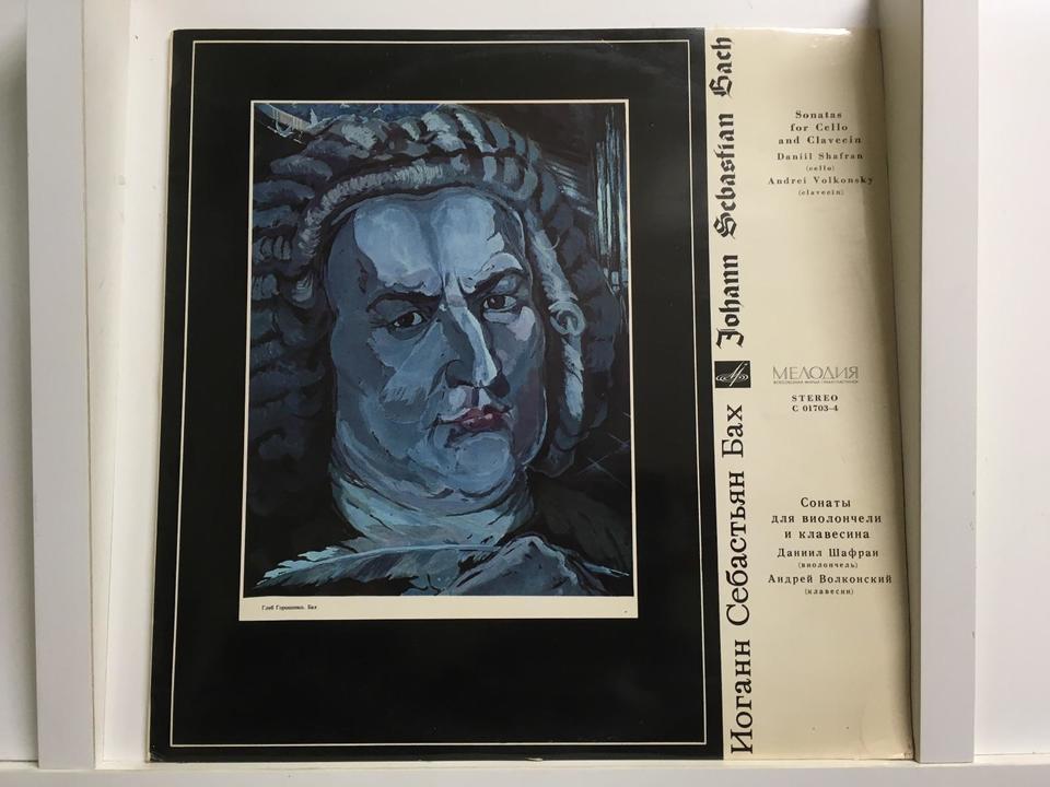 メロディアレーベル(USSR盤)5枚セット  画像