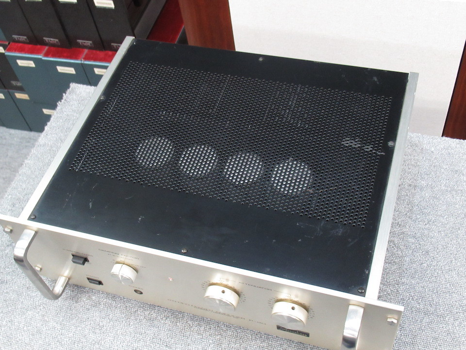P-20 Accuphase 画像