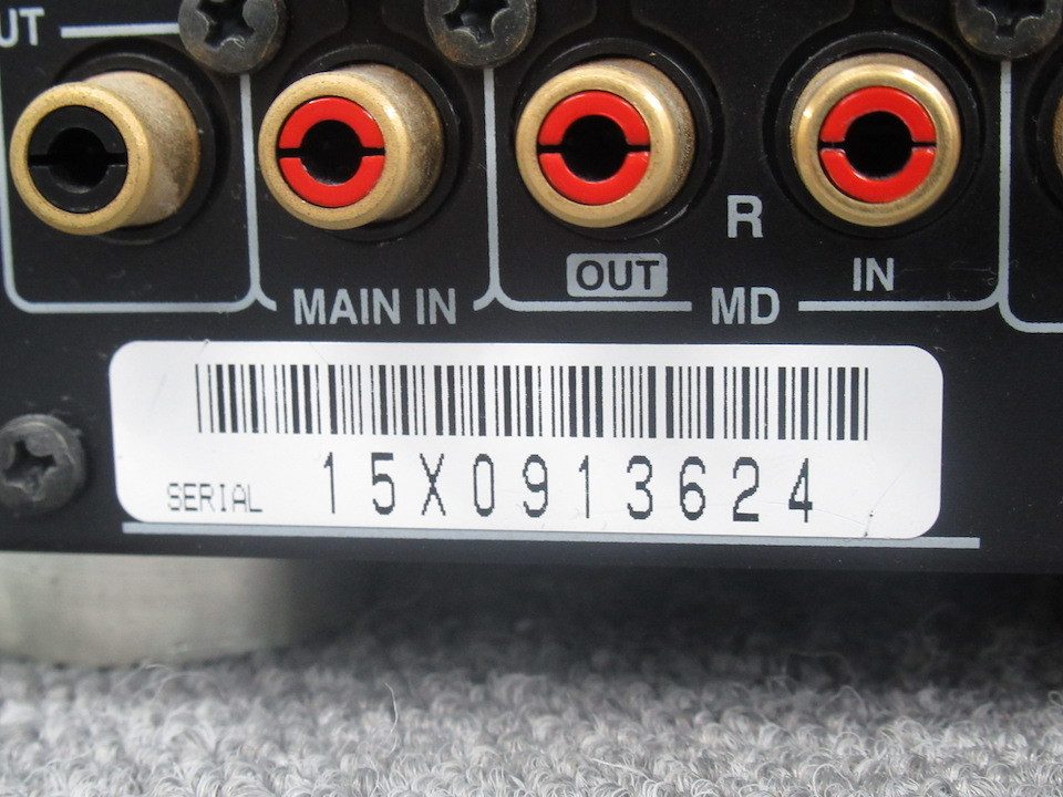 A-933 ONKYO 画像