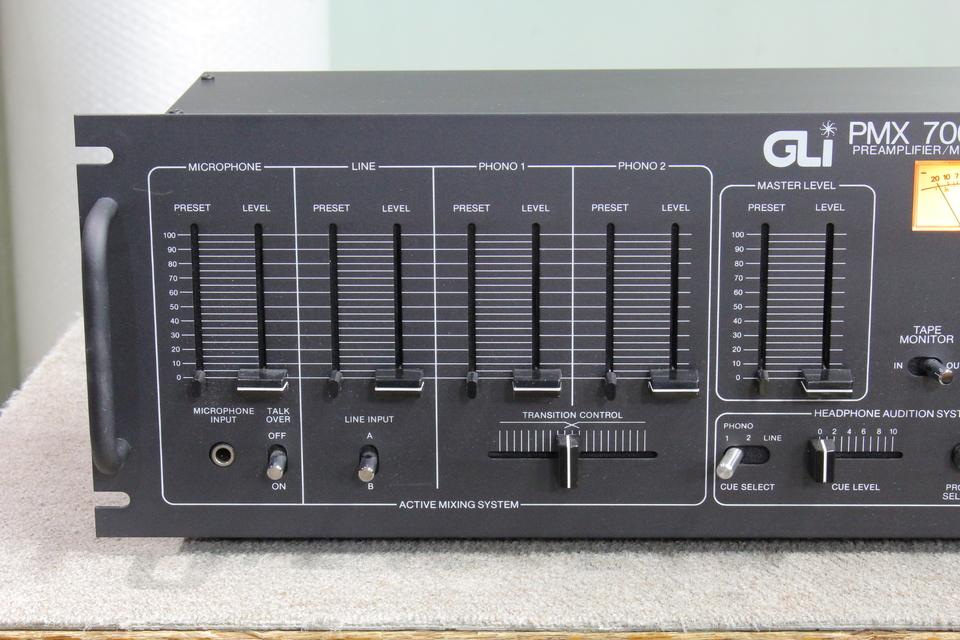 PMX7000 GLI 画像