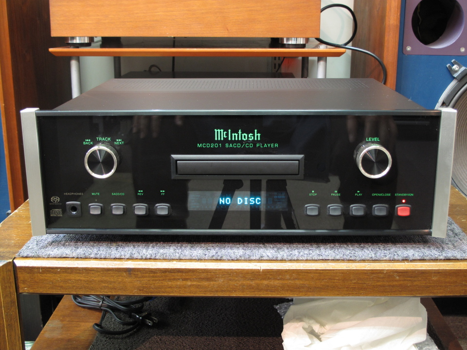MCD201 McIntosh 画像