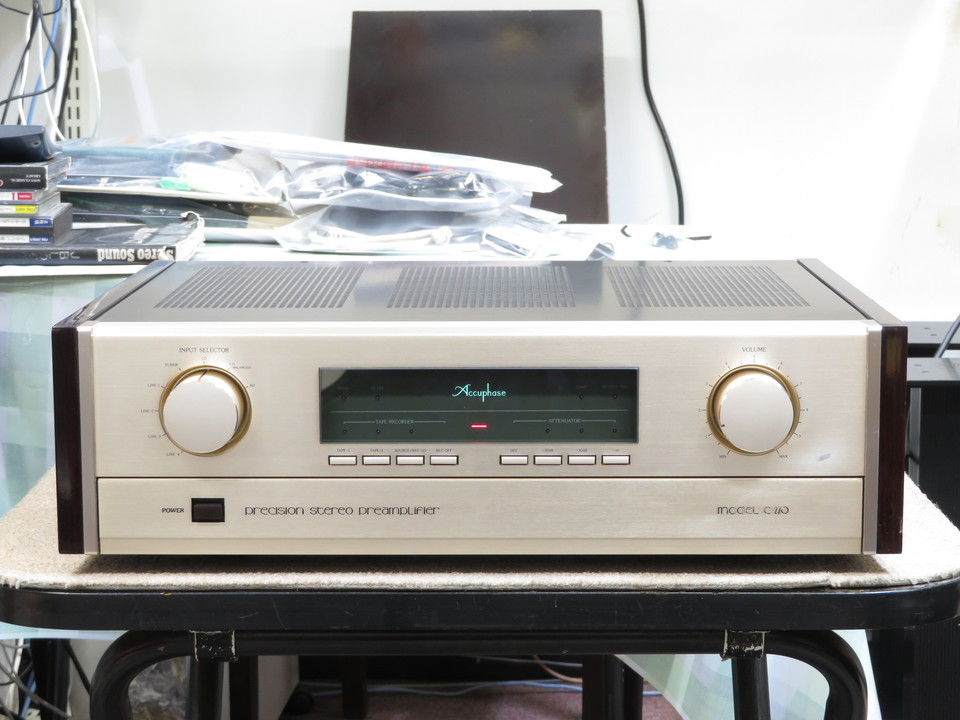 C-270 Accuphase 画像