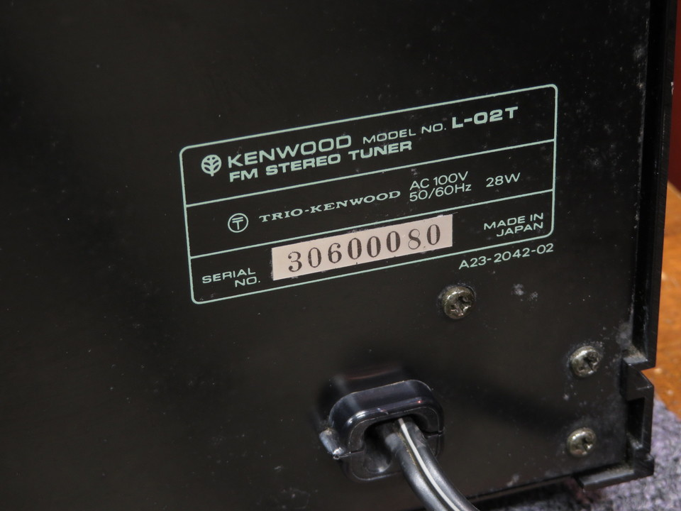 L-02T KENWOOD 画像