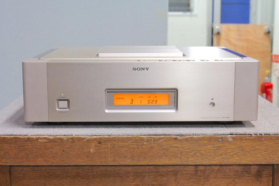 CDP-R10 SONY 画像