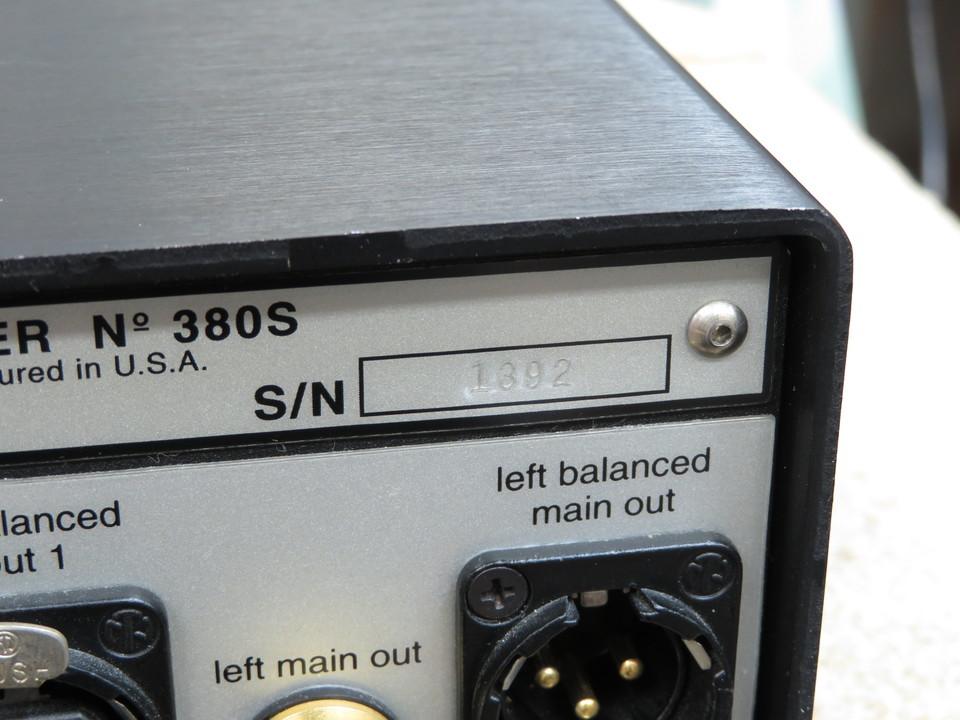 No.380SL Mark Levinson 画像