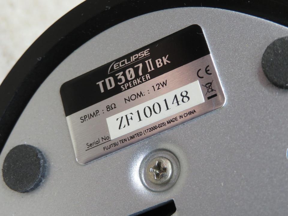 TD307/2 ECLIPSE 画像