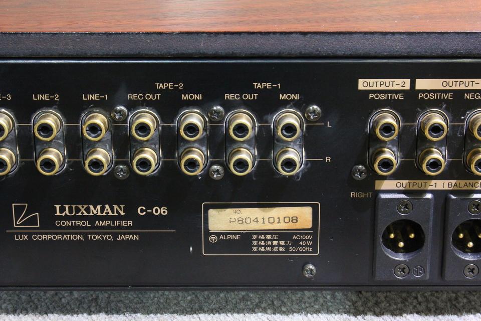 C-06 LUXMAN 画像