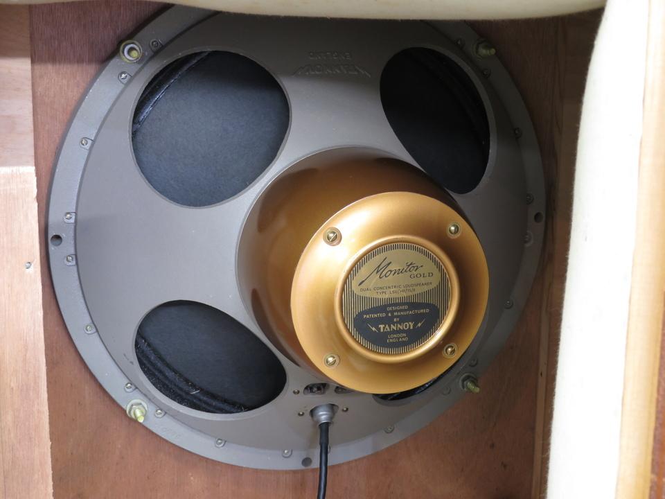 CORNER YORK/Monitor GOLD 15inch TANNOY 画像