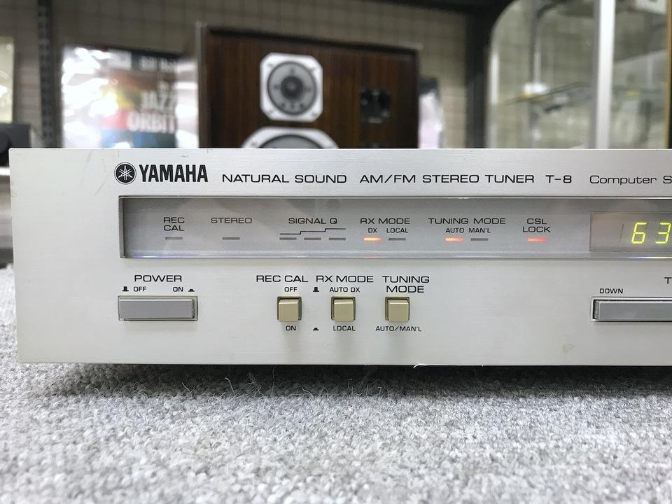 T-8 YAMAHA 画像