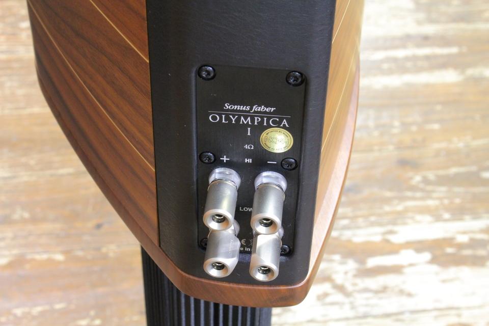 OLYMPICA1 SONUS FABER 画像