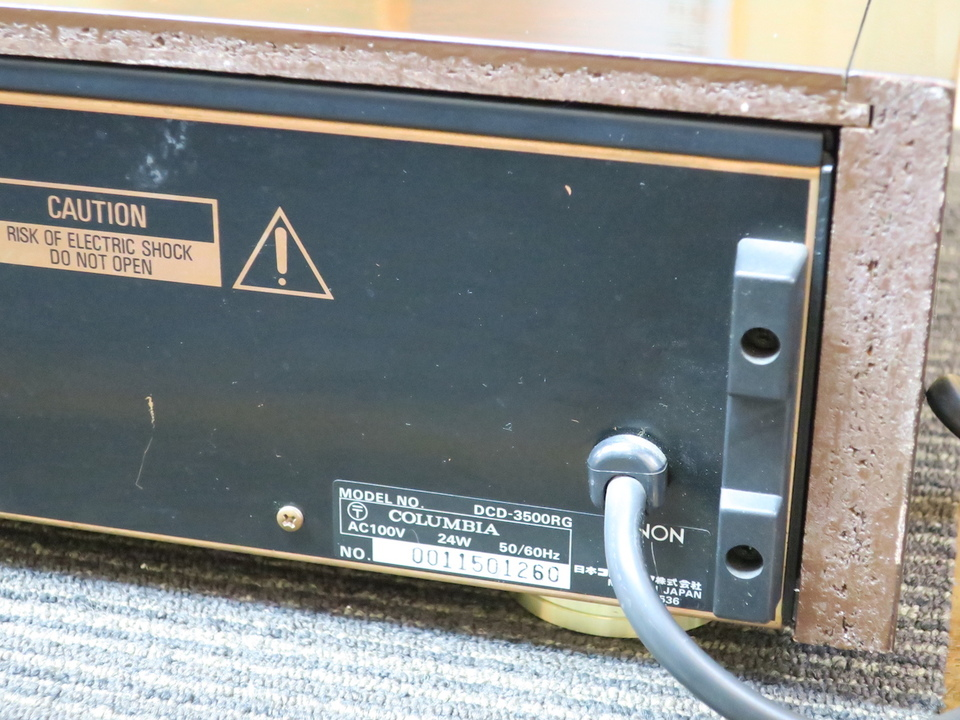 DCD-3500RG DENON 画像