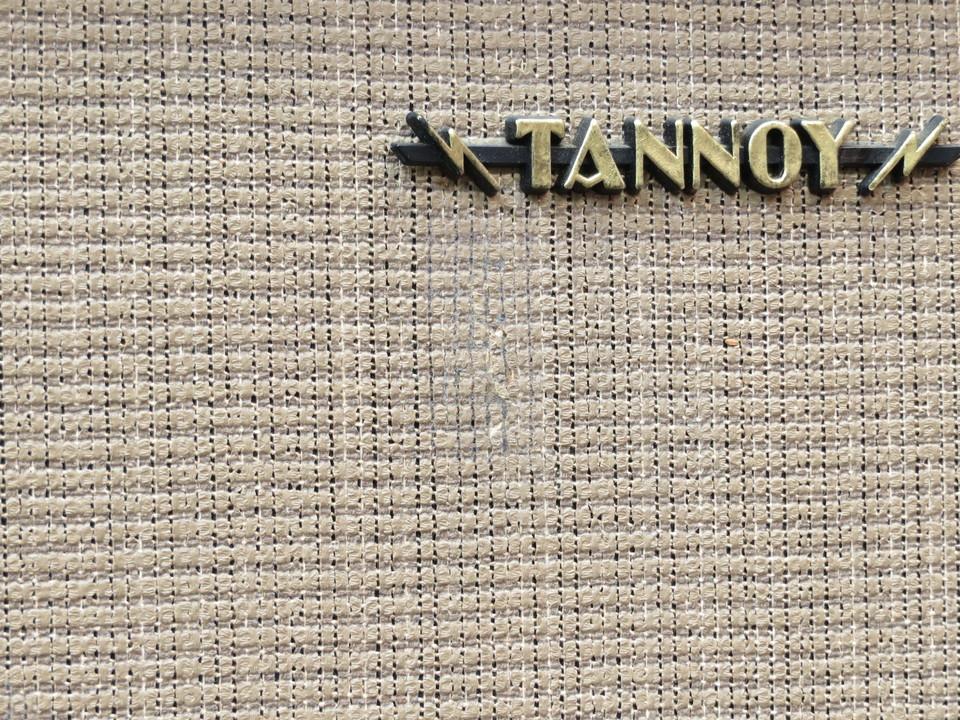 LANCASTER/HPD315 TANNOY 画像