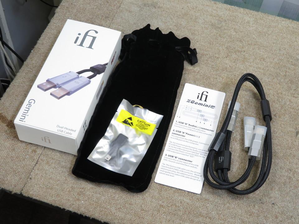 Gemini/0.7m iFi Audio 画像