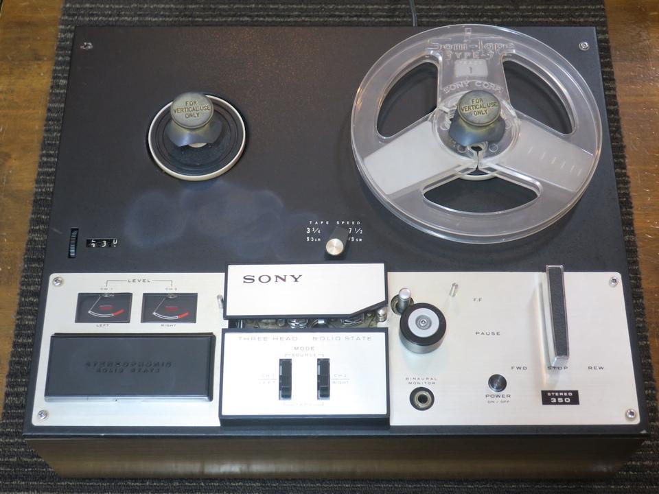 TC-350 SONY 画像