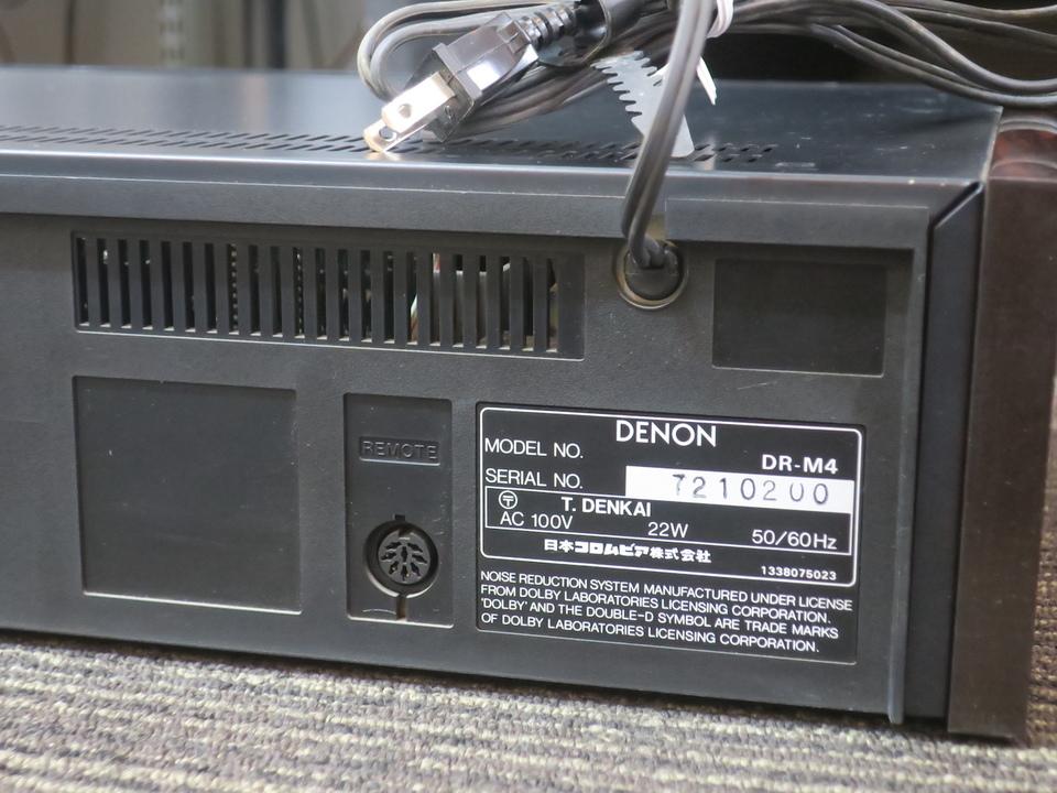 DR-M4 DENON 画像