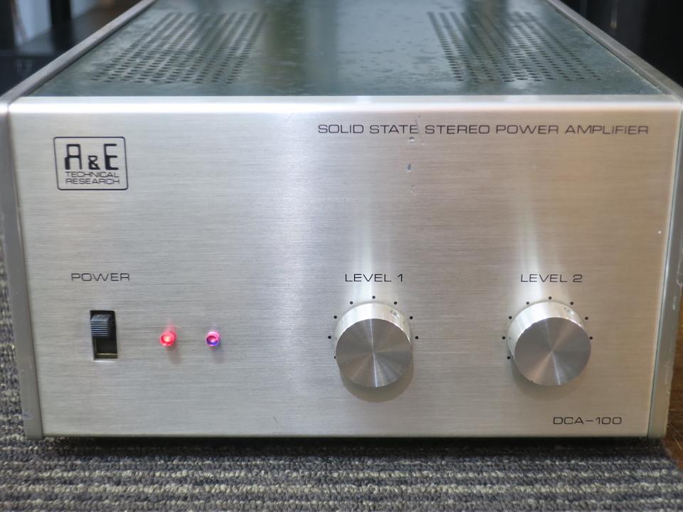 DCA-100 A&E 画像
