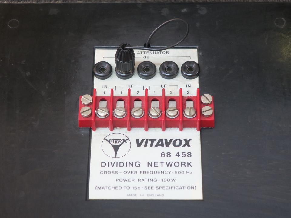 68-458 VITAVOX 画像