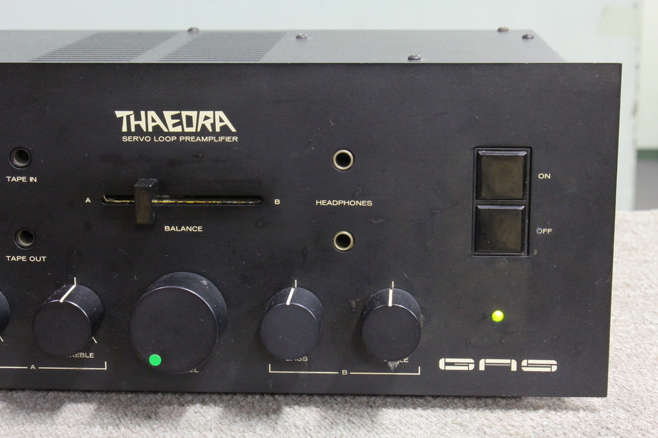 THAEDRA GAS 画像