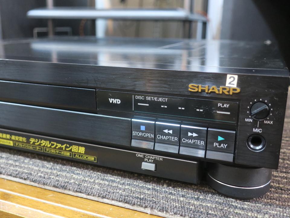 VP-R20B SHARP 画像