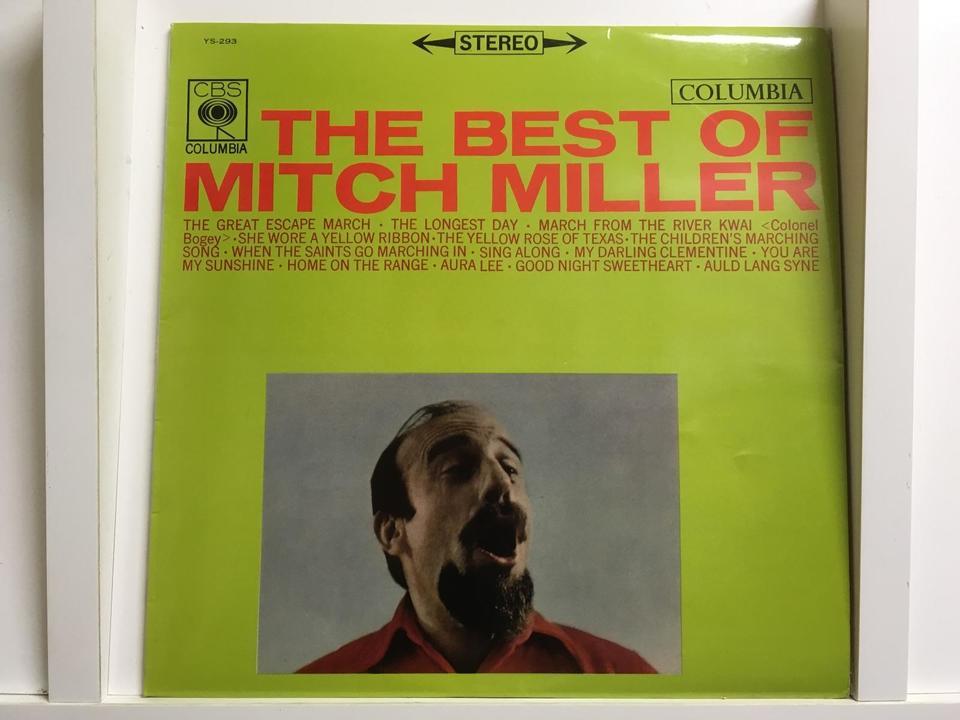 ミッチ・ミラー5枚セット  画像