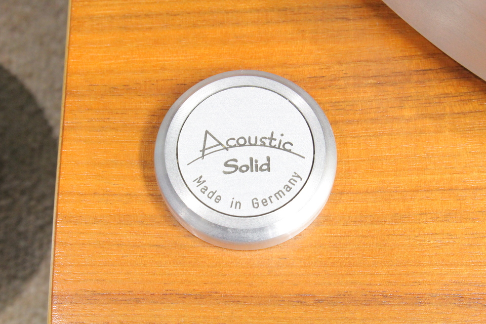 SOLID WOOD MPX SYSTEM Acoustic Solid 画像