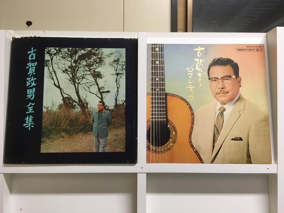 古賀ギター5枚セット  画像