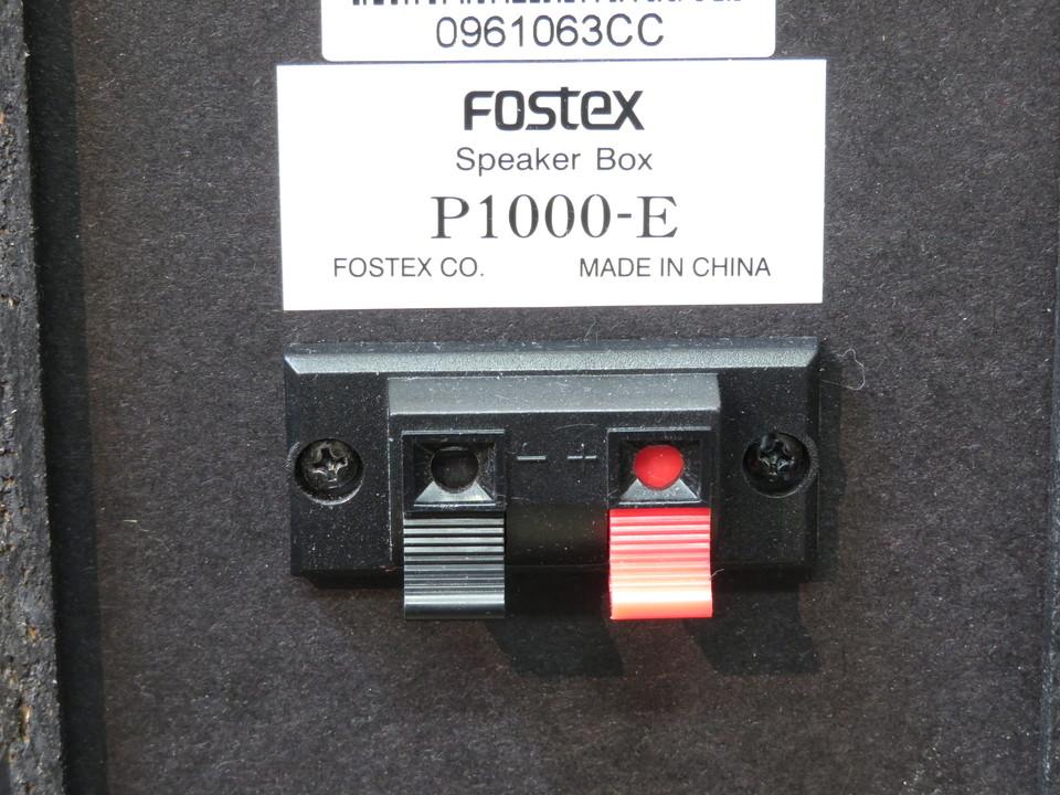 FE103En+P1000-E FOSTEX 画像